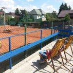 Relax na antresoli- korty tenisowe Sulejówek