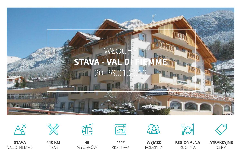 STAVA - VAL DI FIEMME 20-26.01.2018